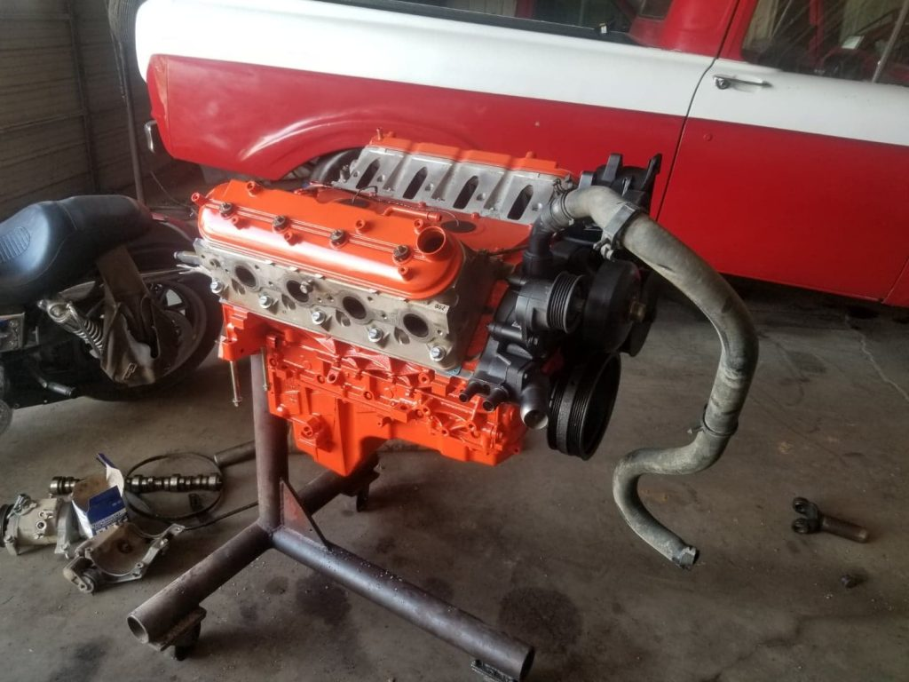 Our LS Engine